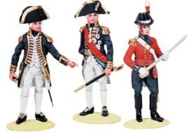 Battle of Trafalgar 1805 British Navy, Marines