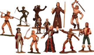 Fantasy Figures  54mm Model Soldiers