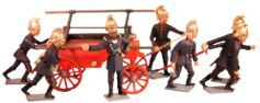 Victorian Civilian Fire Brigade 54mm