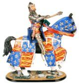 Medieval Mounted Knights 54mm Models