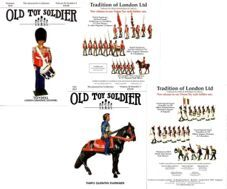 Old Toy Soldier The Journal for Collectors