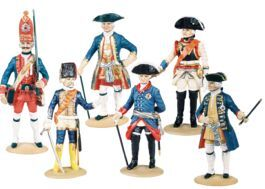 Toy soldiers and Model Figures from Tradition of London