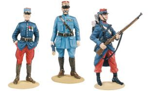 WW1 French 1914-1918