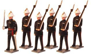 Toy Soldiers 54mm Painted in Gloss Miscellaneous Subjects