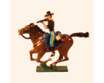 1209-1 Toy Soldier Trooper Firing 7th Cavalry Regiment Kit