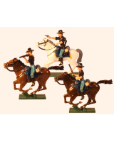 1209 Toy Soldier Set - Troopers 7th Cavalry Regiment Painted
