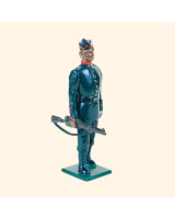 020 2 Toy Soldier Private 2nd Gurkha Rifles 1900 Kit