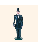030 1 Toy Soldier Abraham Lincoln Kit