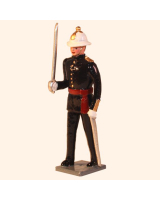 005-1 Toy Soldier Officer Royal Marines c.1923 Kit