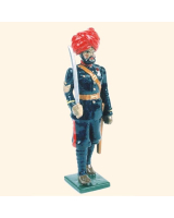 065 2 Toy Soldier Sergeant Kit