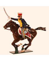 762-2 Toy Soldiers Sergeant 10th Prince of Wales's Own Hussars