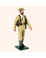 091 02 Toy Soldier Junior Officer The Boer War Kit