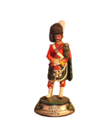 No.019 - Officer Princess Louise's Argyll & Sutherland Highlanders c. 1890 Kit/ Unpainted