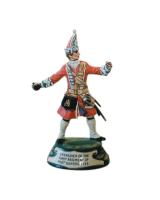 No.001 - Grenadier of the First Regiment of Foot Guards 1735 Painted