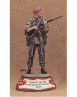 No.004 - Private of the Parachute Regiment Kit/ Unpainted