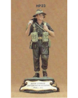 No.023 - British Infantryman Burma 1943-1945 Kit/ Unpainted