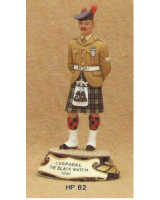 No.082 - Corporal The Black Watch 1981 Kit/ Unpainted