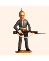 DS 05CS T.S. Mounted Life Guard Guard Dress, trousers Painted