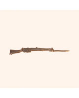 No.016 Rifle - Lee Enfield .303 Rifle - Kit, unpainted Scale 1:32/ 54mm