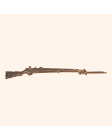 No.018 Rifle - Mauser Bolt Action Rifle 1871 - Kit, unpainted Scale 1:32/ 54mm