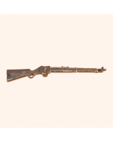 No.024 Rifle - Martini Henry Breech Loading Single Shot Lever Actuated Rifle in service 1871-1888 - Kit, unpainted Scale 1:32/ 54mm