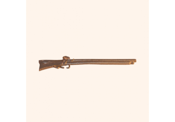No.037 English Civil War Musket - Kit, unpainted Scale 1:32/ 54mm