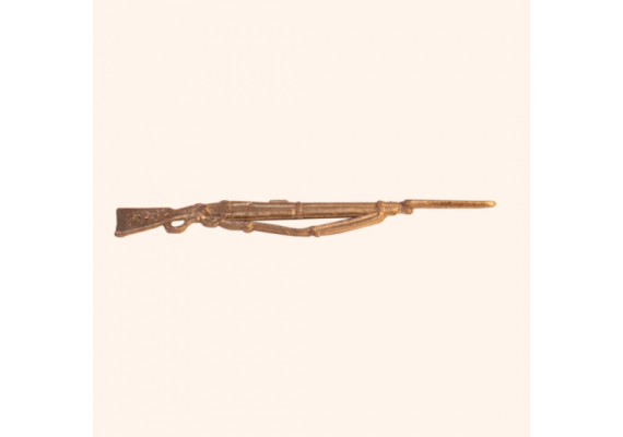 No.054 Rifle - Martini-Henry Rifle with bayonet - Kit, unpainted Scale 1:32/ 54mm