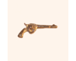 No.060 Pistol - Webley pistol Mk VI Revolver - Kit, unpainted Scale 1:32/ 54mm