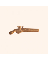 No.067 Pistol - British Flintlock Pistol 1810 - Kit, unpainted Scale 1:32/ 54mm