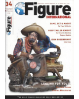 Figure International Magazine 2010 2nd Quarter No 34 Hospiteller Knight