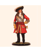 JW80 06 Officer, Royal Artillery c.1660 Kit