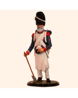 JW80 07 French Napoleonic Infantry Sapeur Spanish Campaign Painted