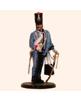 JW80 08 French Hussar Trooper 1814 Kit