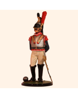 JW80 10 French Cuirassier Officer 1812-1815 Kit