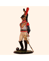 JW80 10 French Cuirassier Officer 1812-1815 Painted