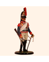 JW80 11 French Cuirassier Trooper 1812-1815 Painted