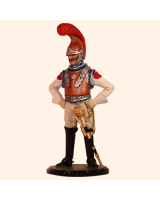 JW80 12 French Carabinier Officer 1812-1815 Painted