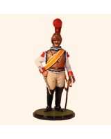 JW80 13 French Carabinier Trooper 1812-1815 Kit
