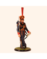 JW80 14 French Marine of the Guard 1812-1815 Painted