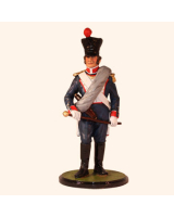 JW80 15 French Napoleonic Infantry Officer Spanish Campaign Kit