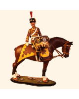 M80 03 Kettledrummer 4th Hussar Regiment, Von Schill Kit