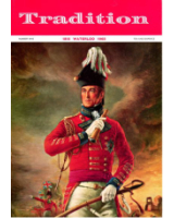 No 09 Tradition Magazine Waterloo 1815 - Reproduced