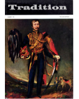 No 10 Tradition Magazine The Fifteenth Light Dragoons - Reproduced