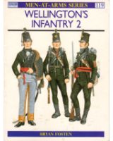 Osprey Publishing Men at Arms Series 119 Wellinton's Infantry 2
