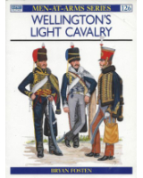 Osprey Publishing Men at Arms Series 126 Wellintons Light Cavalry Some Used