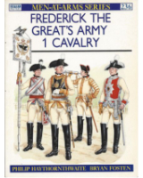 Osprey Publishing Men at Arms Series 236 Frederick The Great's Army 1 Cavalry
