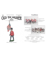 Old Toy Soldier Magazine 2004 Volume 28 Number 1 Old German Makers Trademarks