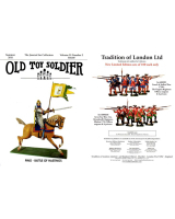 Old Toy Soldier Magazine 2011 Volume 35 Number 2 Ping Battle of Hastings