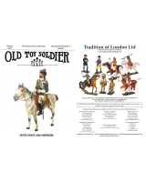 Old Toy Soldier Magazine 2017 Volume 40 Number 4 Heyde Kings and Emperors