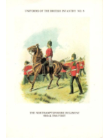 Postcard No.017 The Northhamtonshire Regiment 48th & 58th Foot